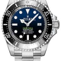Rolex Sea-Dweller Deepsea 44mm Azul