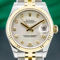 Rolex Lady-Datejust 31mm Silver