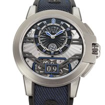 Harry Winston Project Z 42mm Transparent United States of America, New York, New York