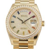 Rolex Day-Date 36 128348 RBR nouveau