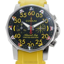 Corum Admiral's Cup (submodel) 985.741.20 2006 pre-owned