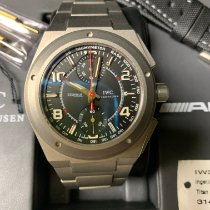 IWC Ingenieur AMG IW372503 2014 pre-owned