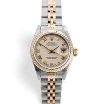 Rolex Lady-Datejust Acero y oro 26mm Oro Romanos