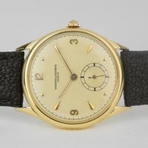 Vacheron Constantin Yellow gold 34mm Manual winding pre-owned