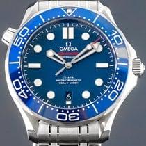 Omega 210.30.42.20.03.001 Acier 2020 Seamaster Diver 300 M 42mm nouveau