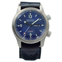 Bremont Steel 43mm Automatic U2/BL pre-owned