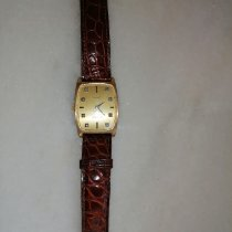 Wittnauer Damenuhr 27mm Handaufzug gebraucht Nur Uhr 1980
