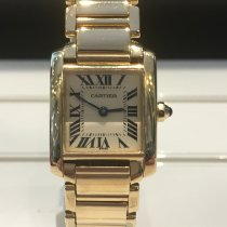 Cartier Tank Française W50002N2 1999 pre-owned