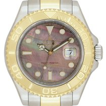 Rolex Yacht-Master 40 Gold/Steel 40mm Mother of pearl United Kingdom, London