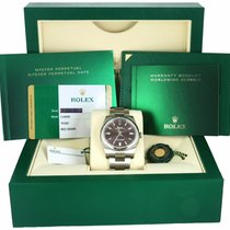 Rolex Oyster Perpetual 36 Otel 36mm Violet