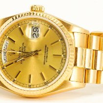 Rolex Day-Date 36 Yellow gold 36mm Gold No numerals United States of America, New York, Patchogue