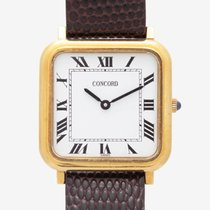 Concord pre-owned Manual winding 30mm