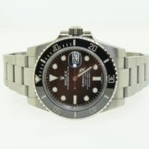 Rolex Submariner Date Steel 40mm Black No numerals United States of America, New York, Massapequa