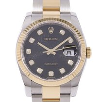 Rolex 116233G Datejust 36mm pre-owned