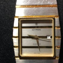 Cyma Gold/Steel Automatic pre-owned United States of America, Oregon, Mitchell