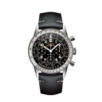 Breitling Navitimer new 2020 Manual winding Chronograph Watch with original box and original papers AB0910371B1X1