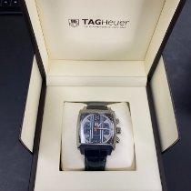 TAG Heuer Monaco Calibre 36 Steel Blue
