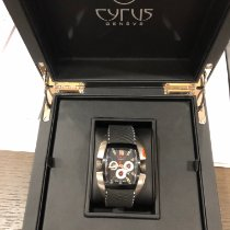 Cyrus Titanium 44mm Automatic 598.101.A pre-owned
