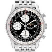 Breitling Old Navitimer Steel 42mm Black