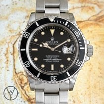 Rolex Submariner Date 168000 1986 occasion
