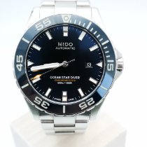 Mido Steel Automatic M026.608.11.041.00 pre-owned