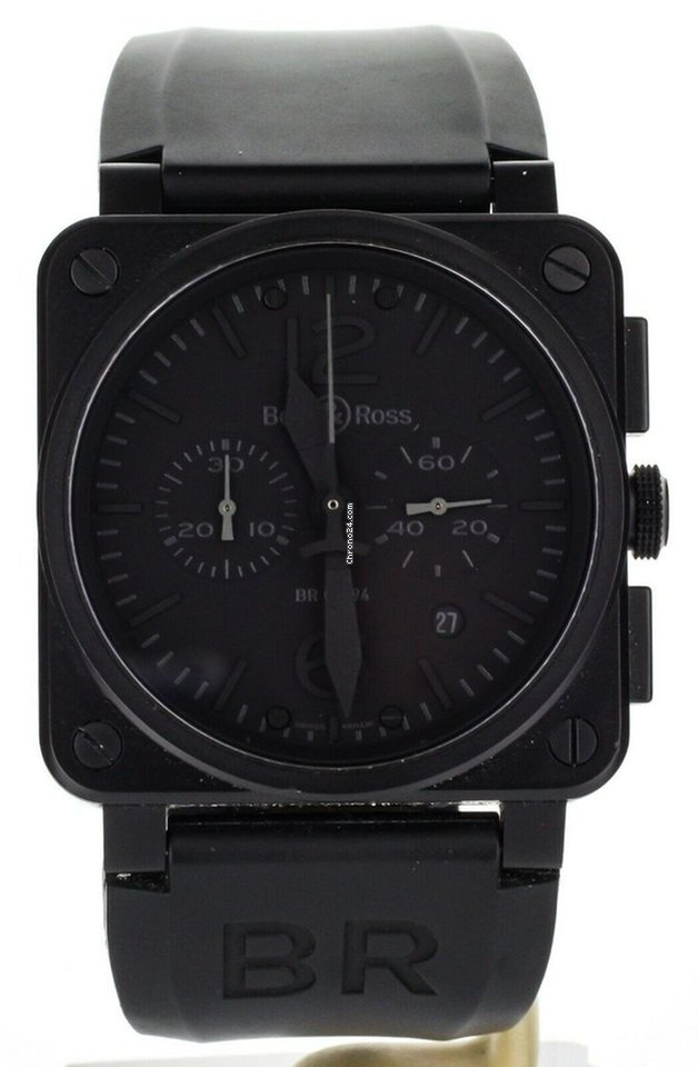 Bell & Ross BR 03 BR03-92 pre-owned