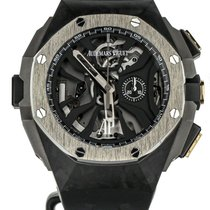 Audemars Piguet Royal Oak Concept Carbon 44mm Transparent