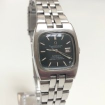 Omega Acier Remontage automatique Bleu 25mm occasion Constellation Ladies