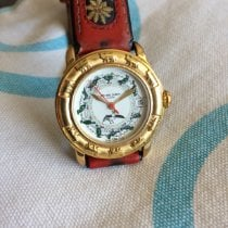 Michel Jordi Or/Acier 35,5mm Quartz occasion
