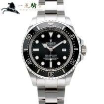 Rolex Sea-Dweller Deepsea Acero 44mm Negro
