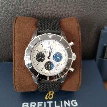 Breitling Superocean Héritage II Chronographe Stahl Silber Deutschland, Seelze