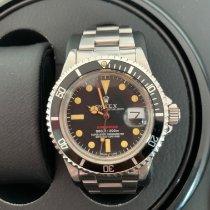 Rolex Submariner Date Acciaio 40mm Rosso Senza numeri Italia, milano