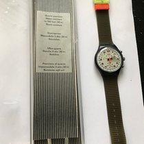 Swatch 43mm Quarz SCB 105 neu
