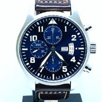 IWC Pilot Chronograph occasion