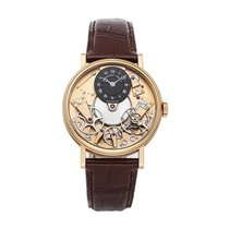 Breguet Tradition Rose gold 37mm Roman numerals