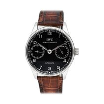 IWC IW5001-09 Acero Portuguese Automatic 42.3mm usados