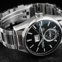 TAG Heuer Carrera Calibre 8 Acero 41mm Negro