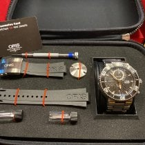 Oris Carlos Coste Limited Edition Titane 45mm Noir