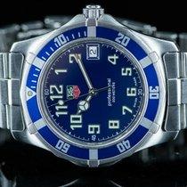 TAG Heuer 2000 Steel 38mm Blue Arabic numerals United States of America, New York, Brooklyn