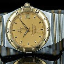 Omega Constellation Steel 36mm Gold United States of America, New York, Brooklyn