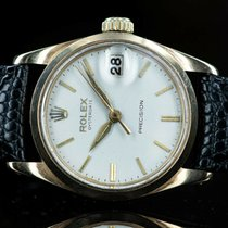 Rolex Oyster Precision 30mm White