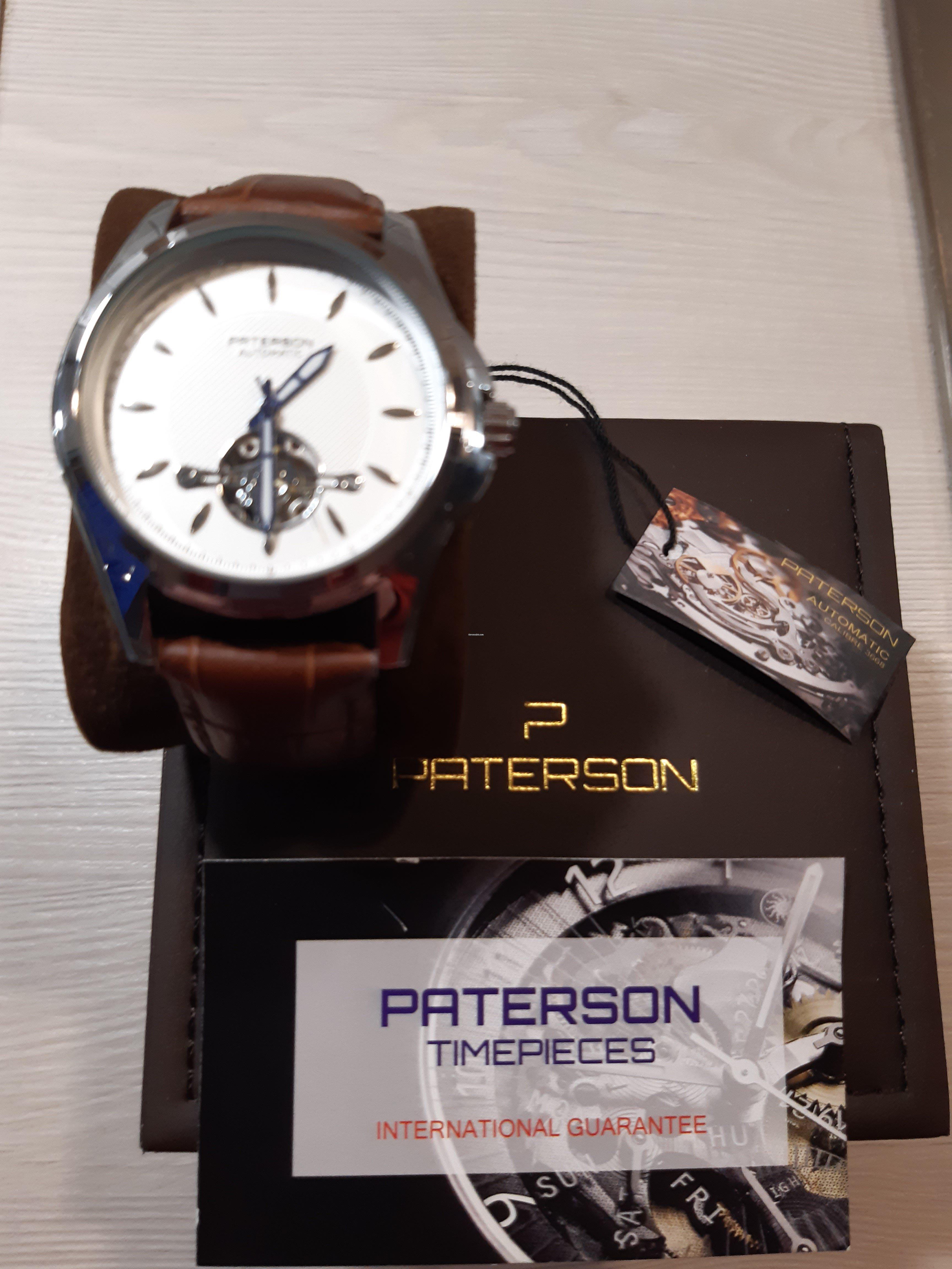 Paterson Timepiece Limited Edition à vendre pour 95 € par un
