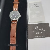 Laco Steel 39mm Automatic 861988 pre-owned