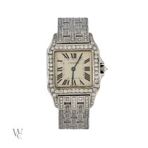 Cartier Santos Demoiselle Steel 28mm United Kingdom, London