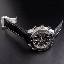 Omega Steel 45.5mm Automatic 215.33.46.51.01.001 new