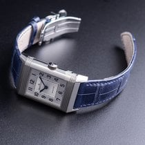 Jaeger-LeCoultre Reverso Classic Medium Duetto Steel 40.1mm Silver United States of America, California, Burlingame