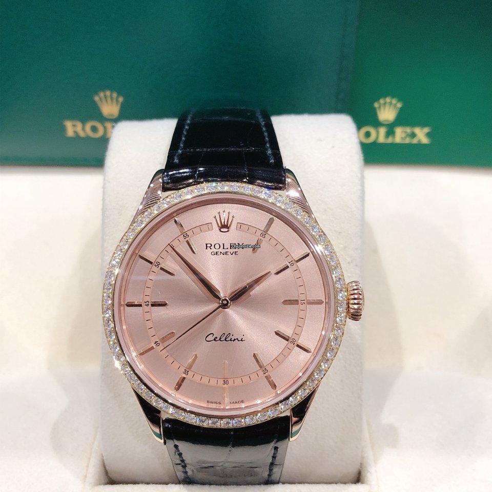 Rolex Cellini Time M50705RBR-0010 2020 новые