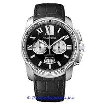 Cartier Calibre de Cartier Chronograph W7100060 new