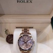 Rolex Datejust Rose gold 31mm Singapore