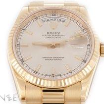 Rolex Day-Date 36 118238 2012 begagnad